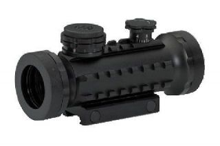 BSA Optics Tactical Red Dot Scope w/Black Matte Finish STSRD30