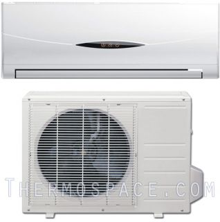 12000 BTU Ductless Mini Split Air Conditioner Heat Pump