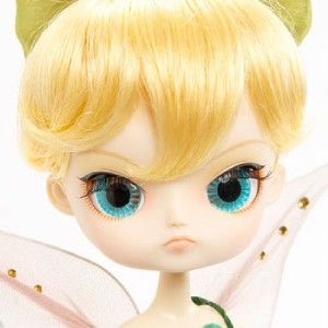 DAL Fashion Doll TINKER BELL Disney Big Eye NIB Retired Jun Planning