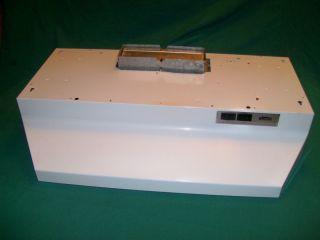 Broan Range Hood 30 Under Cabinet White Duct Vented w 2 Speed Fan