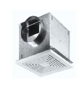 Quiet Bathroom Exhaust Fans on Broan Losone Quiet Bathroom Ceiling Exhaust Fan Ventilation 0 9 Sonnes