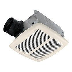 Broan NuTone DELUXE BATHROOM FAN MODEL 770 ENERGY STAR QUALIFIED 50CFM