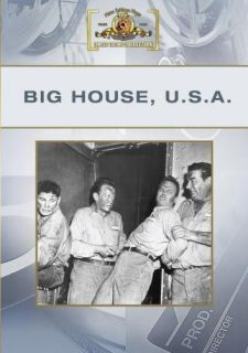 Big House USA DVD Broderick Crawford Charles Bronson