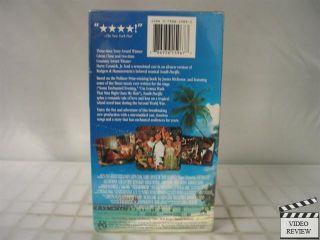 South Pacific VHS New Glenn Close Harry Connick Jr