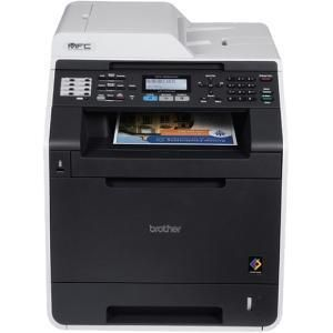 Brother Multifunctional Printers Laser Color MFC9560CDW 012502625124