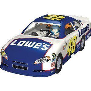 KNEX KNEX NASCAR 48 Lowes Car Building Set 36048