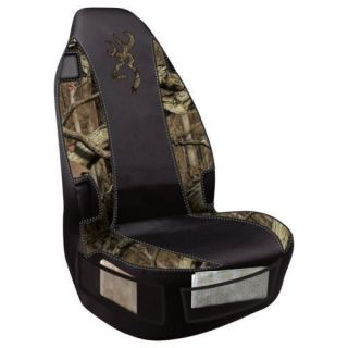 BROWNING BUCKMARK AND MOSSY OAK INFINITY UNIVERSAL SEAT COVER