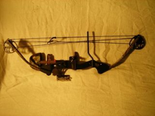 Browning Micro Midas 3 Camoflauge Compound Bow w HHA Sports Sight