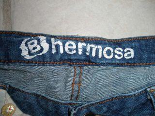 Bullhead Hermosa Super Skinny Jeans 9 Regular NWT ~ 31 x 31 Low Rise