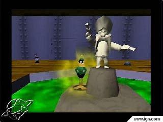Looney Tunes Duck Dodgers Starring Daffy Duck Nintendo 64, 2000