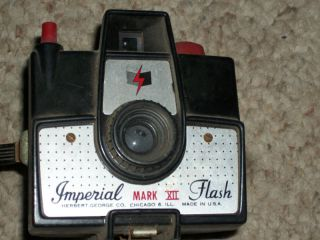 Vintage Imperial Mark XII Flash Camera