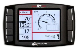 bully dog triple dog gt gas tuner part 40410 triple dog gt gas tuning
