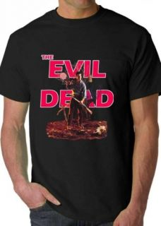 Evil Dead Bruce Campbell T Shirt Horror Comedy Movie