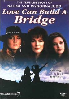LOVE CAN BUILD A BRIDGE *NEW DVD ****