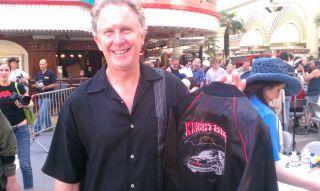 Knight Rider Hasselhoff Signed The Hoff Kitt Car TV Prop Autograph