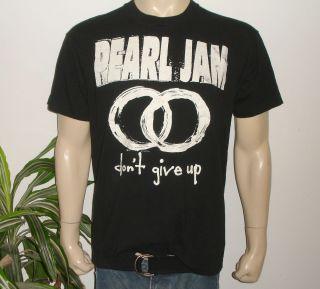 RaRe 1992 PEARL JAM vintage grunge rock concert tour t shirt XL Eddie
