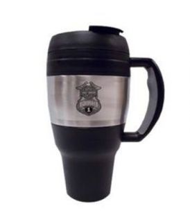 Harley® Police Bubba Keg Travel Mug 34 oz HP0133 New