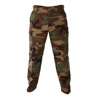 Propper WDLND Camo Cotton Rip BDU Pants Clothing Cargo Trouser