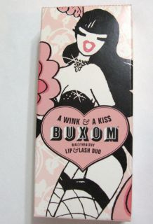 Bare Escentuals Minerals Buxom A Wink A Kiss Collection New in Box