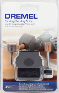 NEW DREMEL Sanding & Grinding Guide A576 Fits Model 400 300 800 & More