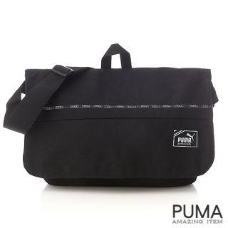 BN Puma Buddy Laptop Shoulder Messenger Bag Black