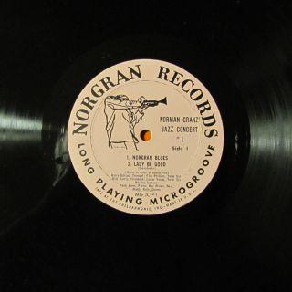 JAZZ CONCERT #1 2X VINYL LP BOX BUDDY RICH COLEMAN HAWKINS PARKER