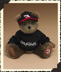 Boyds Bear Sweatshirt Dale Earnhardt 10 NASCAR 919422