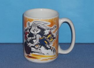 Bugs Bunny Collectible Basketball Coffee Mug