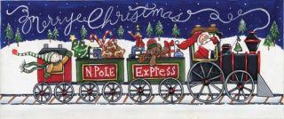 Santas Best Animated Disney Goofy with Christmas Lights Figure Display