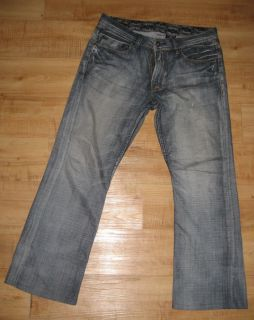 Mens Buffalo David Bitton 34 x 29 5 Jeans Blue Game