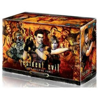 Resident Evil Deck Building Game Expansion Yoko Suzuki PROMO