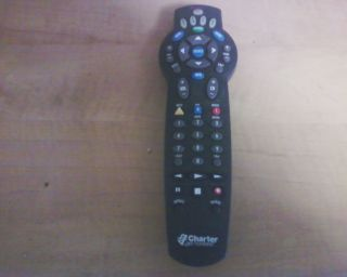 CHARTER UNIVERSAL TV/CABLE REMOTE CONTROL*UR 4 EXPG*WORKING*