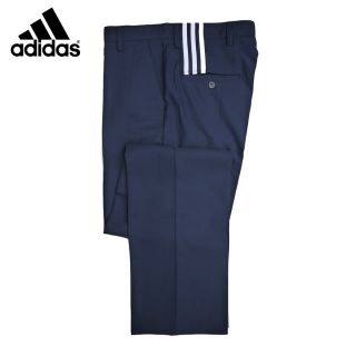 2011 Adidas 3 Stripe ClimaCool Golf Trousers All Sizes