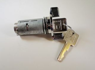 Chevrolet Chevy General Motors GM Ignition Switch Lock Cylinder w/ 2