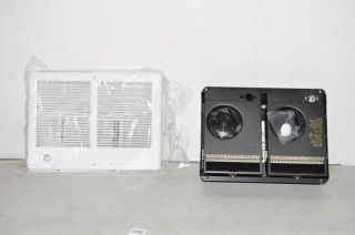Cadet 4000 Watt 240V Wall Fan Heater CSTC402TW
