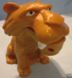 Burger King Ice Age 2 Diego Sabre Tooth Tiger Toy