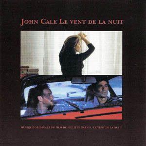 Le Vent de La Nuit John Cale CD OST
