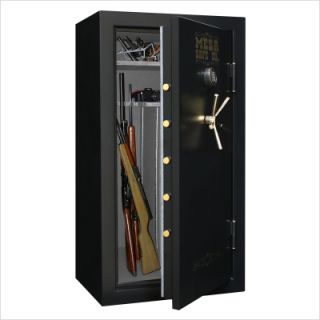 Mesa Safe Co Burglar and Fire Resistant Gun Safe 10 20 Gun Capacity