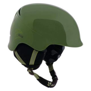 Burton Red Aletta Snowboard or Ski Protective Helmet Womens 9 10