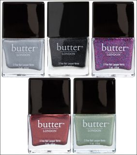 Butter London Autum Winter Collection 2012