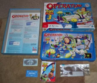 Disney Pixar Toy Story 3 Operation Game Buzz Lightyear