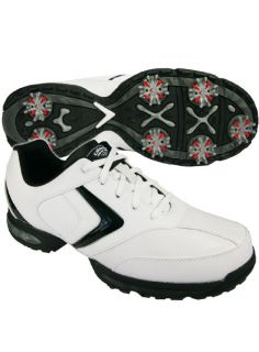 Callaway 2011 Chev Comfort Mens Leather Golf Shoe
