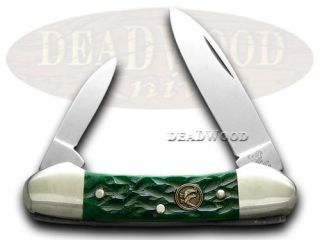HEN ROOSTER AND Green Pickbone Butterbean Knives
