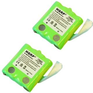 HQRP Battery Fits Uniden BP 39 BT1013 BP39 GMR Two Way Radios