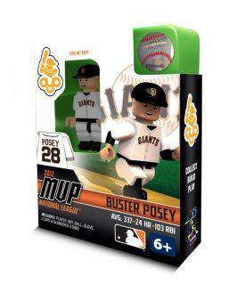 Buster Posey Oyo 2012 National League MVP Mini Figure Lego Compatible