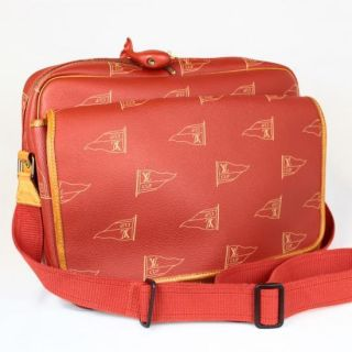 LOUIS VUITTON LV Cup 95 Calvi Red Limited Edition Cross Body Messenger