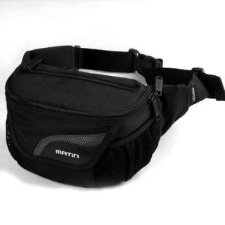New DSLR SLR Camera Lens Bag Case Hip Sack Waist Pouch