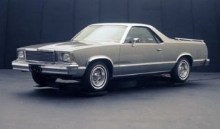 1981 81 Chevrolet Chevy El Camino Stereo Radio USA 630
