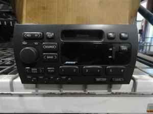 97 Cadillac Seville SLS Bose Cassette Radio Player LKQ