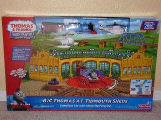 rc thomas at tidmouth sheds instructions